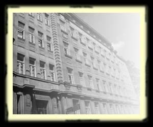 Fassade Schönborngasse 3-5