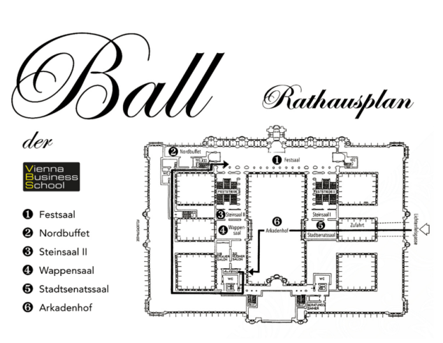 Rathausplan Ball 2016