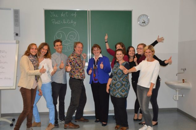 "Workshop mit Floris Koot ""The Art of Possibility in Class and School"" Schönborngasse"