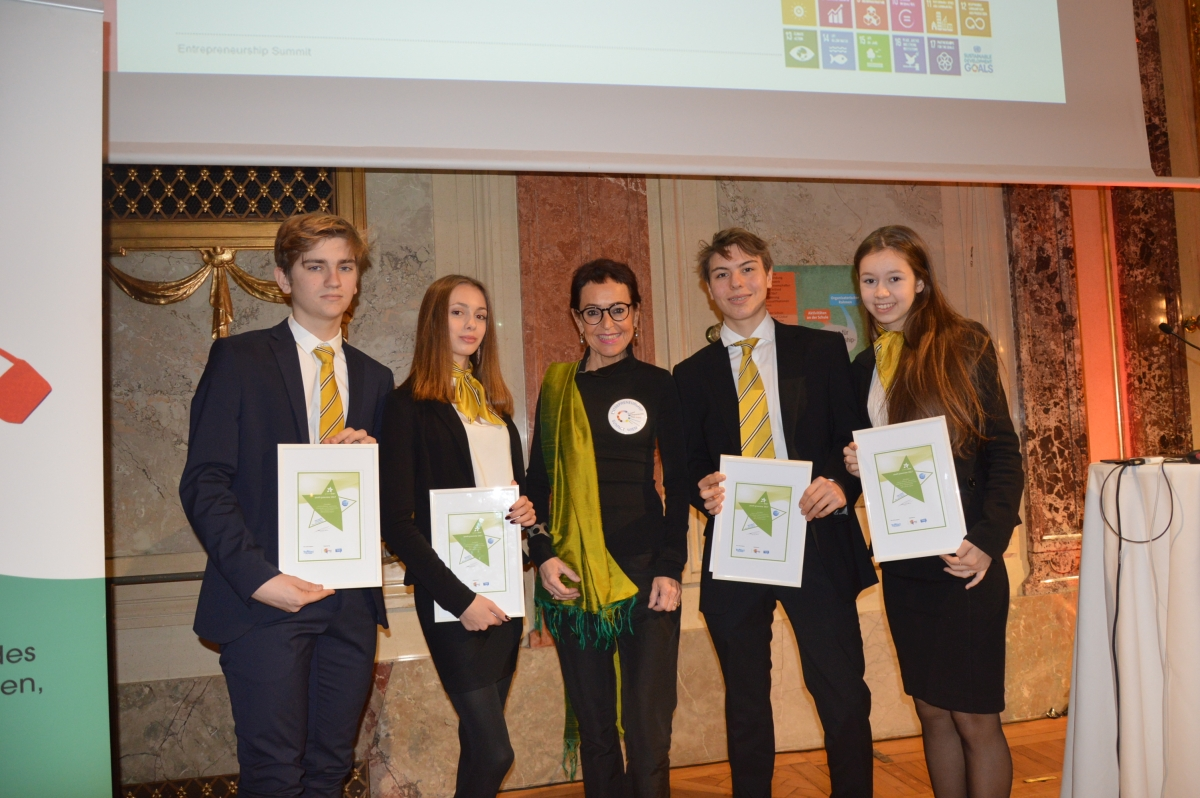 youth green star
