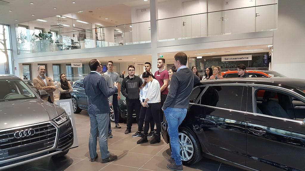 Exkursion Porsche 2018