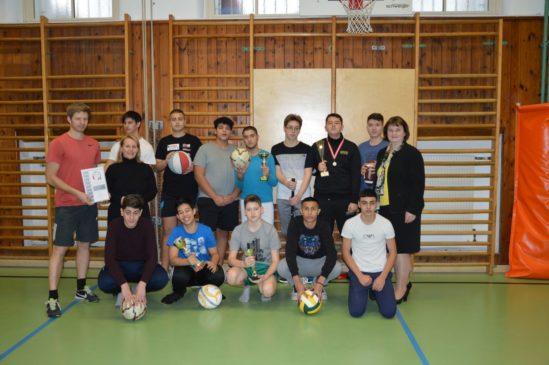 Schulsportgütesiegel VBS Schönborngasse
