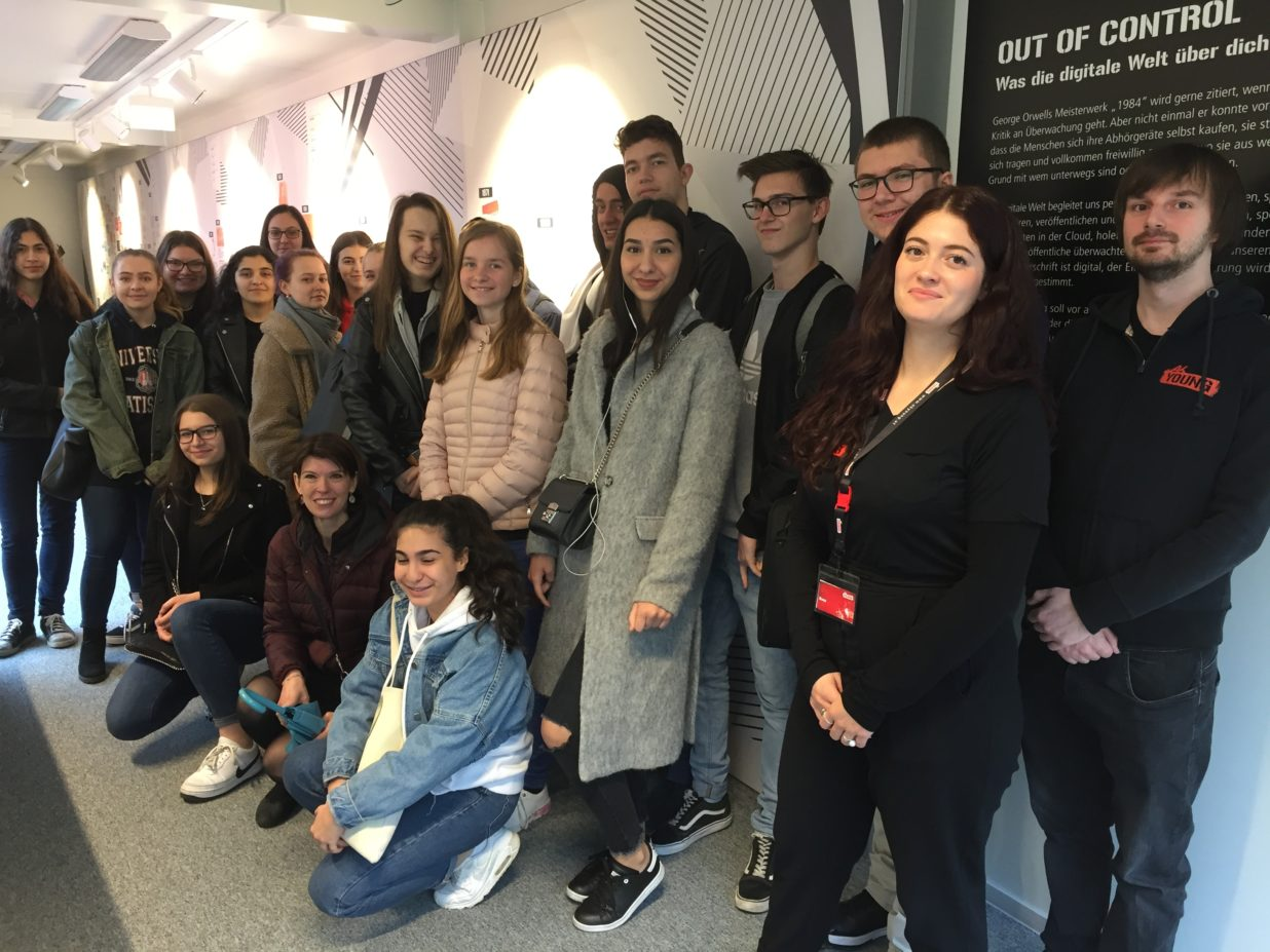 Exkursion Spuren im Internet