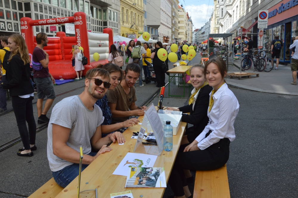 Josefstädter Straßenfest