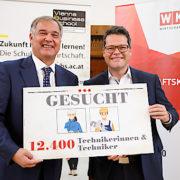 Studie der Wirtschaftskammer Wien zeigt: Betriebe Suchen 12.400 Techniker