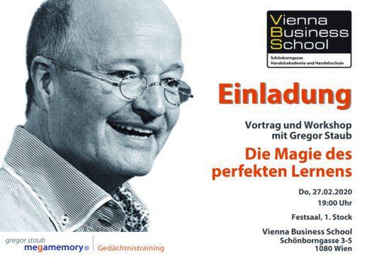 Einladung Vortrag Gregor Staub 27.02.2020