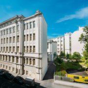 Schönborngasse Gebäude