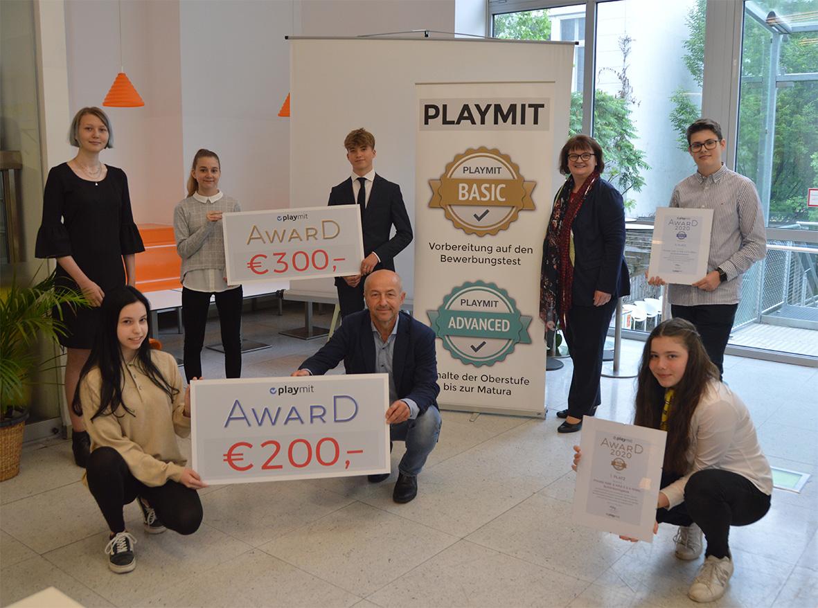Playmit Award 2020